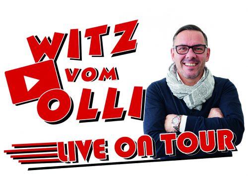 Olli quer on Tour